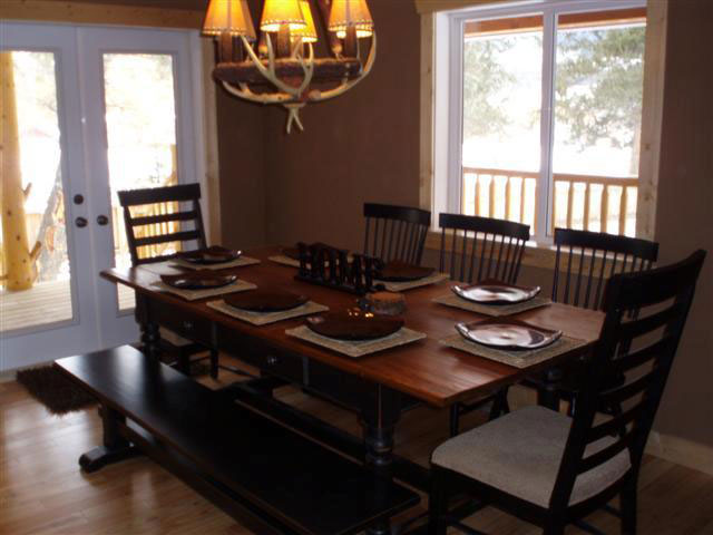 Rooms for Pictures of small dining rooms